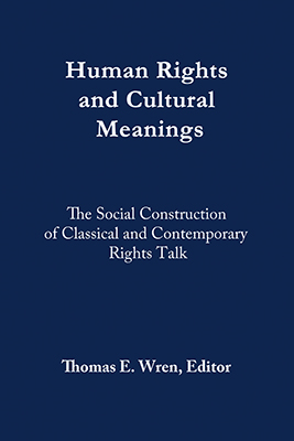 Human Rights and Cultural Meanings